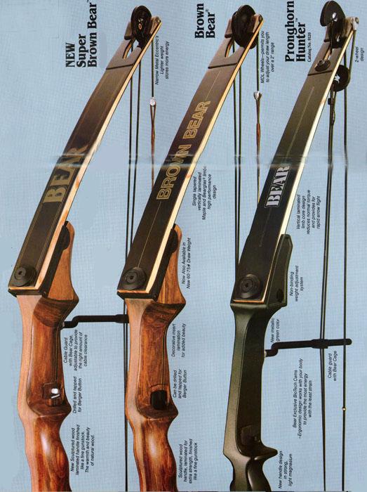 Bear Archery 1984
