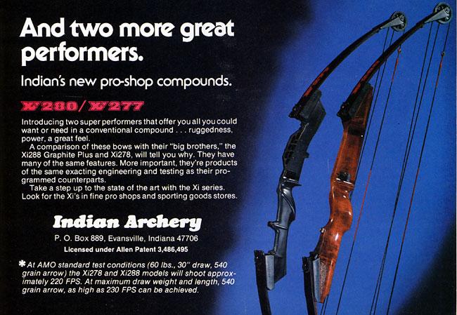 Proline Archery 1987