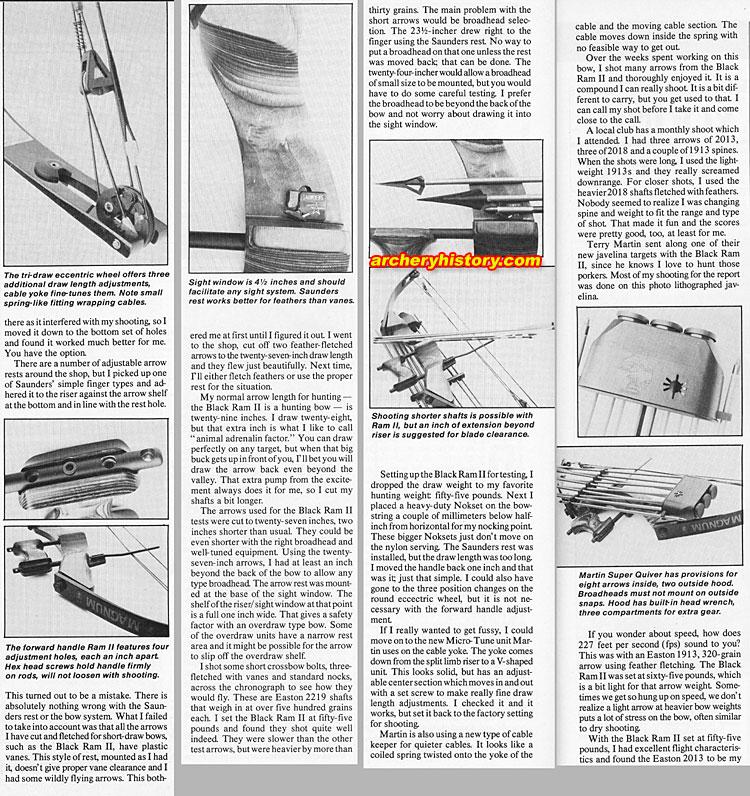 Barnett Vortex Hunter Owners Manual
